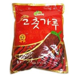 画像1: 【真成食品】韓国産100%唐辛子粉 (キムチ用)1kg