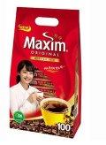 韓国インスタントコーヒーMaxim オリジナルcoffee mix12g 100個入り*8袋 1box価格