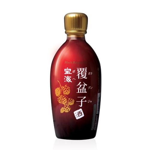 宝海 覆盆子「ラズベリー」酒 375ml  宝海 覆盆子「ラズベリー」酒 375ml[02175