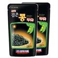 三育黒豆豆乳(パウチ)195ml 1box価格(20袋)