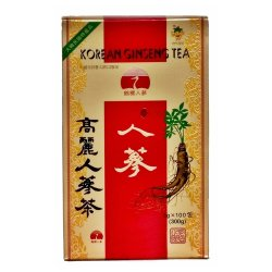 画像1: 高麗人蔘茶(紙箱)100包*30本  1box価格