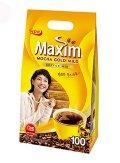 韓国インスタントコーヒーMaxim Coffee mocha gold Mix12g 100個入り