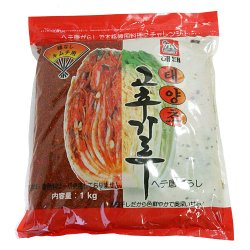 画像1: ヘテ唐辛子粉(キムチ用) 1kg
