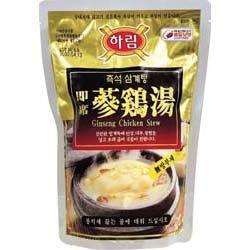 画像1: 冷凍ハリム蔘鶏湯800g *16個×850 1box価格
