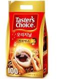 韓国インスタントコーヒーTaster`s choice オリジナルcoffee mix12g 100個入り*8袋 1box価格