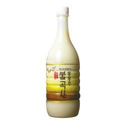 画像1: 沸谷山 ドンドン酒 1000ml「韓国伝統のにごり酎!」 ドンドン酎