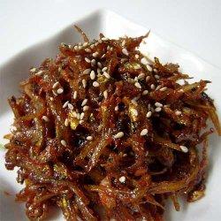 画像1: ♥自家製 イリコの炒め物(コチュジャン和え物)500g